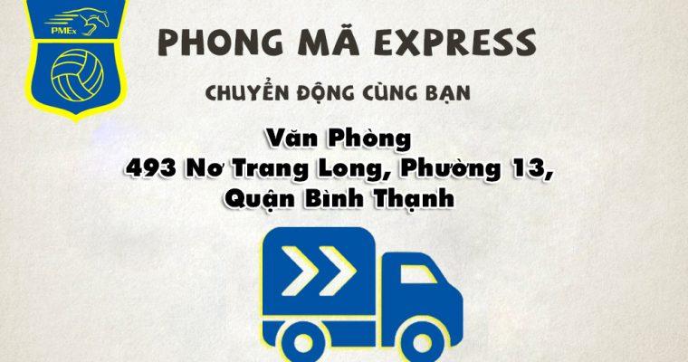Khai trương thành công văn phòng giao – nhận hàng nhanh tại Sài Gòn đi các tỉnh miền Trung