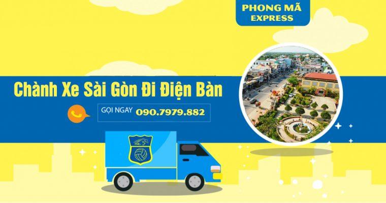 Chành Xe Sài Gòn Đi Điện Bàn